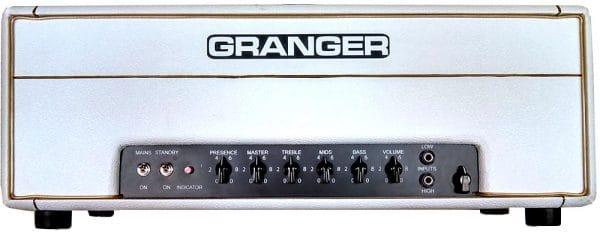 Granger G50 front panel White & Gold