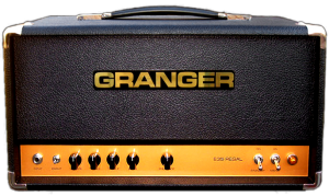 Granger E35 Regal amplifier