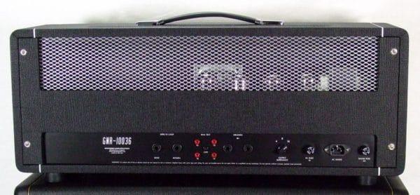 GNR-10036 rear panel