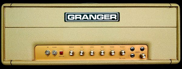 Granger M50 Plexi British Tan & Gold