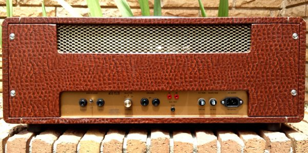 Granger M50 Plexi rear panel