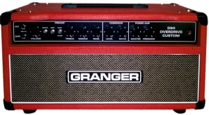 Granger D50 Overdrive Custom amplifier