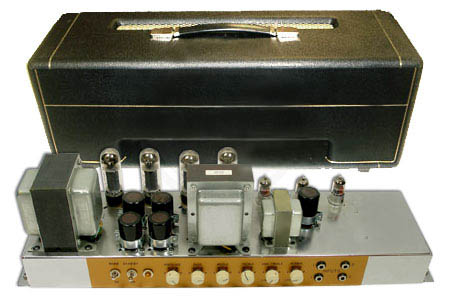 Amp Kit -  100 Watt Superlead Head