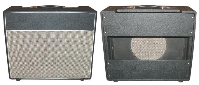 Marshall Style 1x12 Combo cabinet
