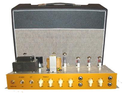 Amp Kit - 18 Watt Style 1x12 Combo
