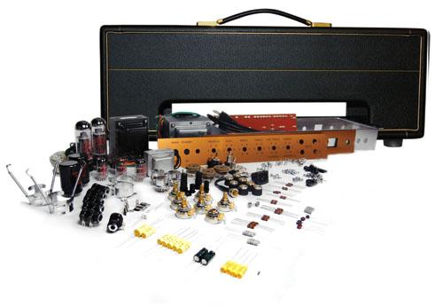 Amp Kit - 50 Plexi Head