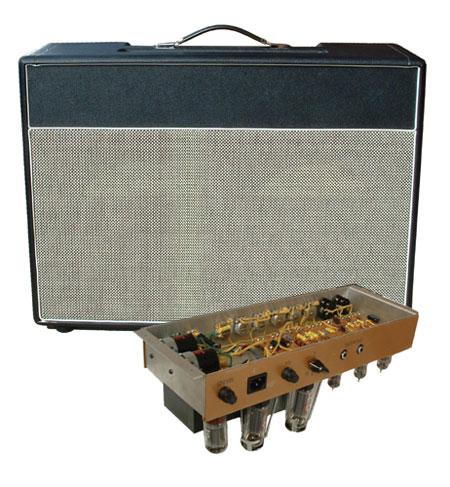 Amp Kit - JTM45 2x12 Combo