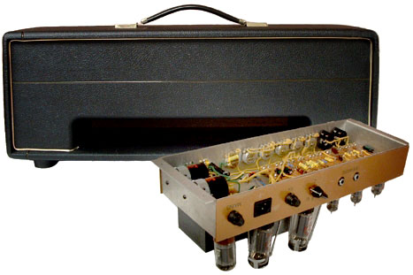 Amp Kit - JTM45 Head