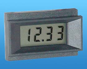 3-1/2 Digit LCD Panel Meter, Multifunction PM128E