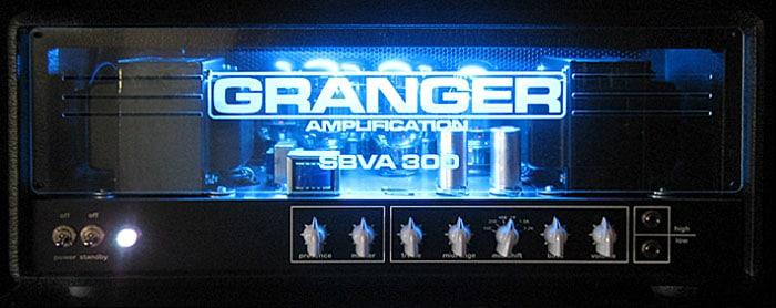 SBVA-300 Bass amplifier