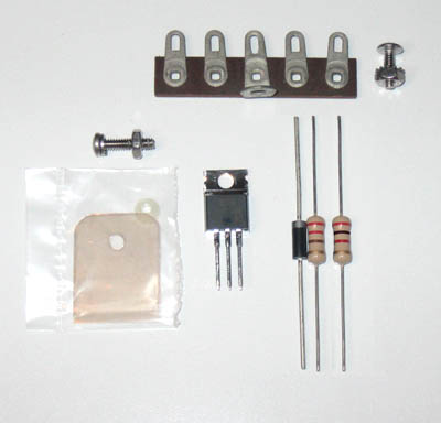 MOSFET B+ Drop Kit