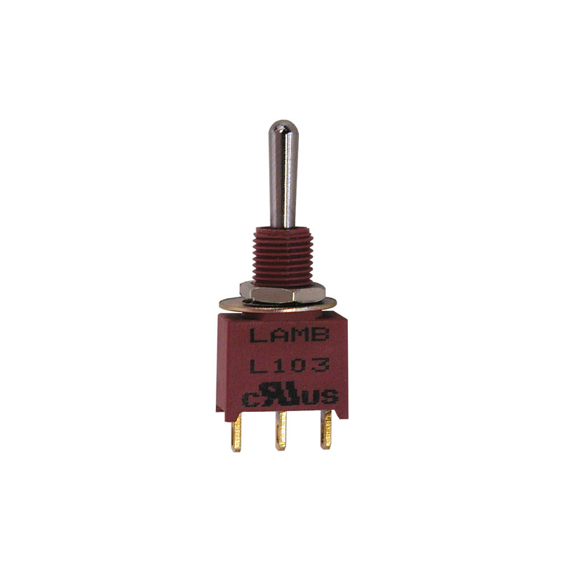 Switch - SPDT ON-OFF-ON Mini Toggle