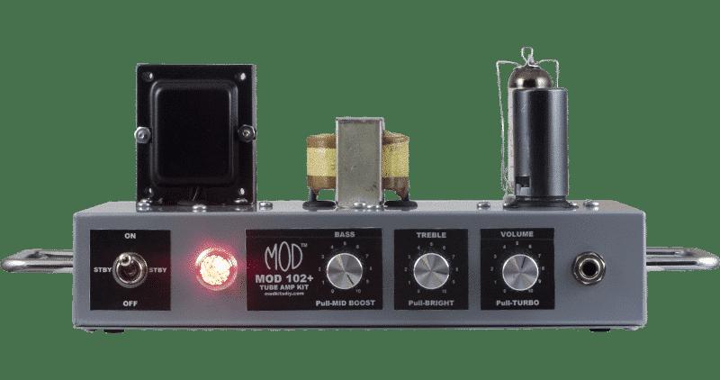 Kit - MOD 102+ DIY Guitar Amplifier