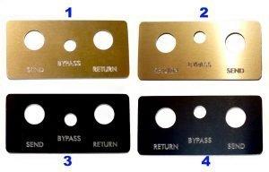 UFX Loop Plates