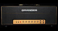 Granger M100 SuperPlexi Guitar Tube Amplifier