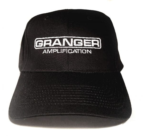 Granger Amplification Structured Twill Cap